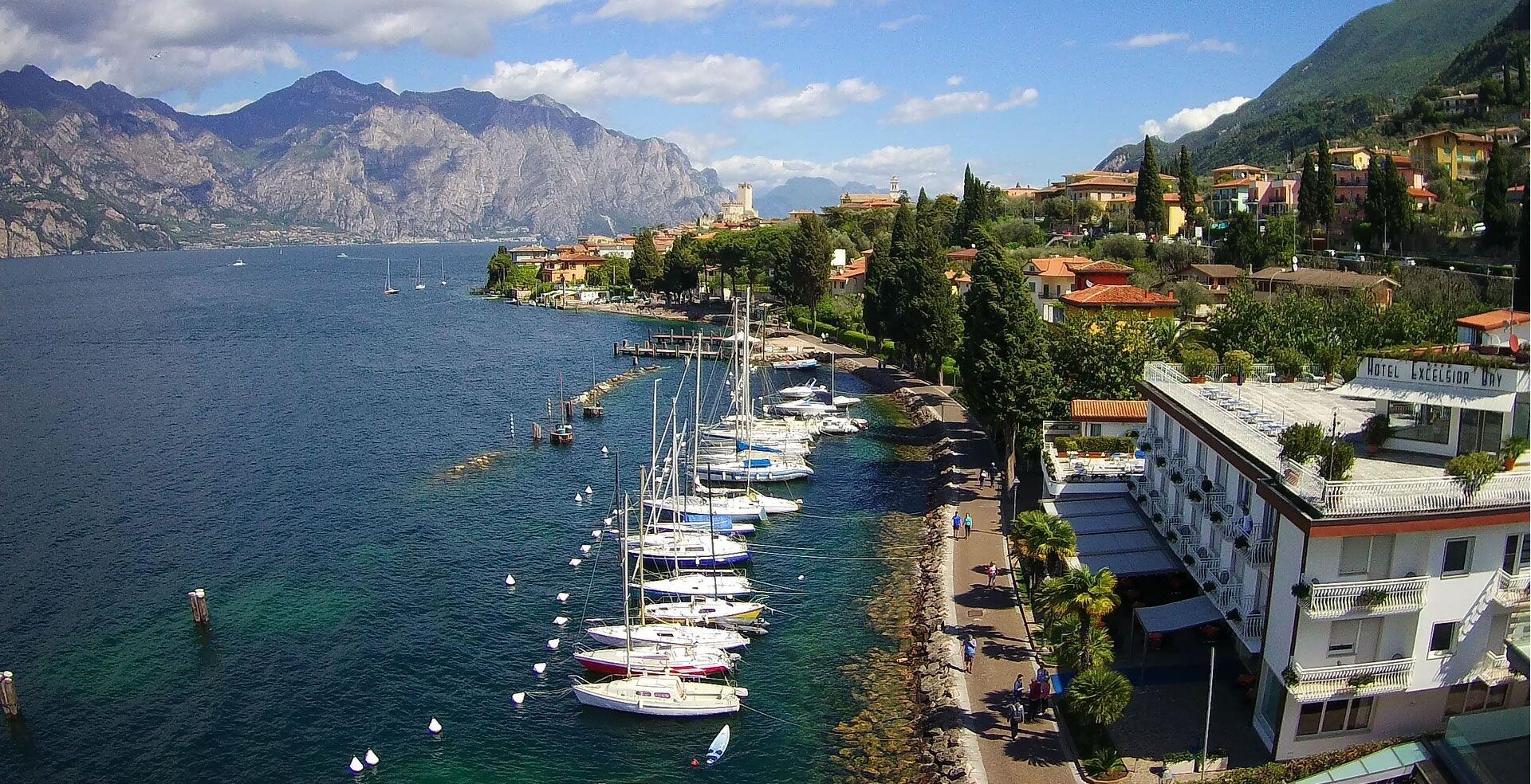 Hotel Excelsior Bay Malcesine Lago Di Garda